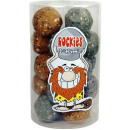 Großhandel Puzzle: Bouncing Ball Stein 43mm 3 sortierte Farbe in ...