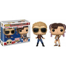 wholesale Toys: POP! Games Marvel Capcom 2-Pack Captain Marvel / C