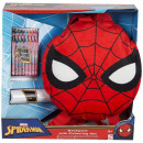 Spiderman mochila con juego de caracteres 35x32cm