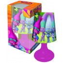 wholesale Home & Living: Trolls LED Table lamp 2 functions 18.5cm
