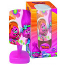 wholesale Home & Living: Trolls LED Table lamp 3 functions 21.5cm