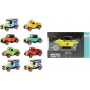 Die-cast classic Cars 9 assorted