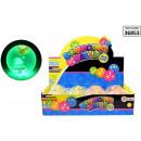 Großhandel Puzzle: Bouncing Ball 65mm Ente Wasser mit Licht sortiert