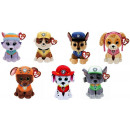 TY Paw Patrol plush S3 Gift 7 assorted 2