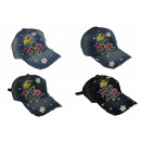 wholesale Jeanswear:Jeans cap with glitter