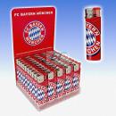 Feuerzeug Curly FC Bayern München Piezo Big Lo
