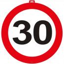 Großhandel Sonstige: Türschild 30 Verkehrsschild 47 cm