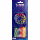 wholesale Gifts & Stationery: Birthday candles set - 12 pieces