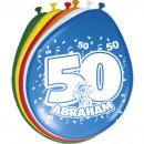 Großhandel Dessous & Unterwäsche: 50 Jahre Abraham Balloons - 8 Teile