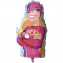 mayorista Articulos de fiesta: Globo de la hoja Mega Mindy - 60 cm
