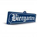 Biergarten Oktoberfest 3d-tallrik