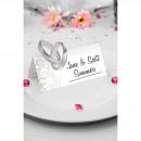 Bröllop namn kort