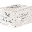wholesale Gift Wrapping: Wedding gifts Box - Envelopes Box