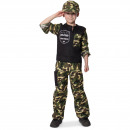 wholesale Toys: Army Infantry Soldier Pack 3-piece - Kindermaa