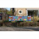 3x Honking Banner - 180 x 40 cm