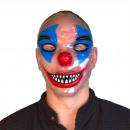 Transparent Clown Horror Mask