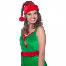 Christmas Hat Red / Green