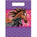 wholesale Gift Wrapping: Horses uitdeelzakjes - 8 pieces
