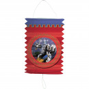 wholesale Party Items: Pull Lampion Silver Knight - 16cm