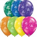 groothandel Handtassen: 16In Birthday geassorteerd Fantasy - 50 stuks