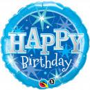 mayorista Regalos y papeleria: Papel de cumpleaños azul globo 46 cm