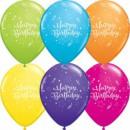 Großhandel Geschenkartikel & Papeterie: 5In Geburtstagssortiment - 100 Stück