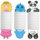 wholesale Toys: Craft lantern Princess / Panda / Dolphin