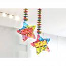 wholesale Jewelry & Watches: Spiral Decoration Birthday Blocks Hearty Gefeli