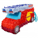 groothandel Stationery & Gifts: Pinata Fire Truck 55x30xm