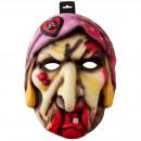 mayorista Articulos de broma:Máscara bruja XXL