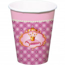 wholesale Gifts & Stationery: Princesses Cups 250ml 6 pieces