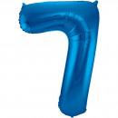 grossiste Vetement et accessoires: 34 po / 86cm Numéro 7 Bleu