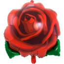 Großhandel Geschenkartikel & Papeterie:Rote Rose Folienballon