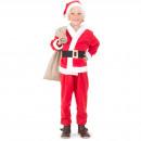 Santa Costume Boy M