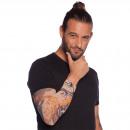 wholesale Piercing / Tattoo:Tattoo Sleeve Fire
