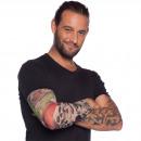 hurtownia Zabawki ogrodowe:Tattoo rękaw Szkielet