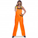 Dungaree Neon Orange L / XL