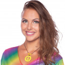 wholesale Necklaces:Hippie Necklace Yellow
