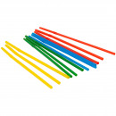 Großhandel Sonstige: Strohhalme Folat Basics 21cm - 100 Stück