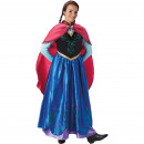 grossiste Vetements: Disney frozen Robe Anna adultes - Taille L