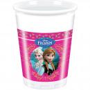 Großhandel Lizenzartikel:frozen Cups - 8 Stück