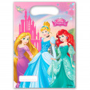 wholesale Licensed Products: Disney Princesses Party bags 6 pieces