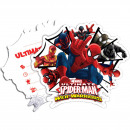 wholesale Licensed Products: Spider-Man Warriors Invitations 6 pieces