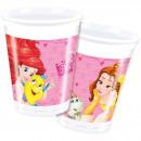 groothandel Licentie artikelen: Bekers Princess 200 ml /8