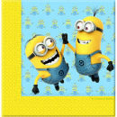 wholesale Houseware: Minions Napkins - 20 pieces