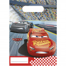 wholesale Gift Wrapping: Cars 3 Dispenser bags - 6 pieces