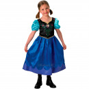 grossiste Vetements enfant et bebe: Disney frozen Princess Dress Anna - Taille L