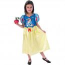 grossiste Vetements enfant et bebe: Disney Snow White Dress Heure du conte - Taille S