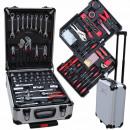 grossiste Mallettes, boites à outils et kits: Valise à outils dans une valise en aluminium Clé m