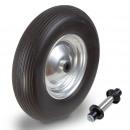 wholesale Garden Equipment: Solid rubber PU wheel 4.80 / 4.00 - 8 PU wheelbarr